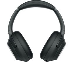 WH-1000XM3 Wireless Bluetooth Noise-Cancelling Headphones - Black