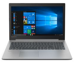 "LENOVO Ideapad 330-15IKB 15.6"" Intel® Core™ i5 Laptop - 1 TB HDD, Grey"