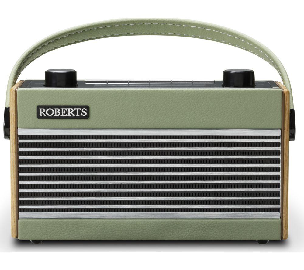 ROBERTS Rambler Portable DAB Retro Radio specs