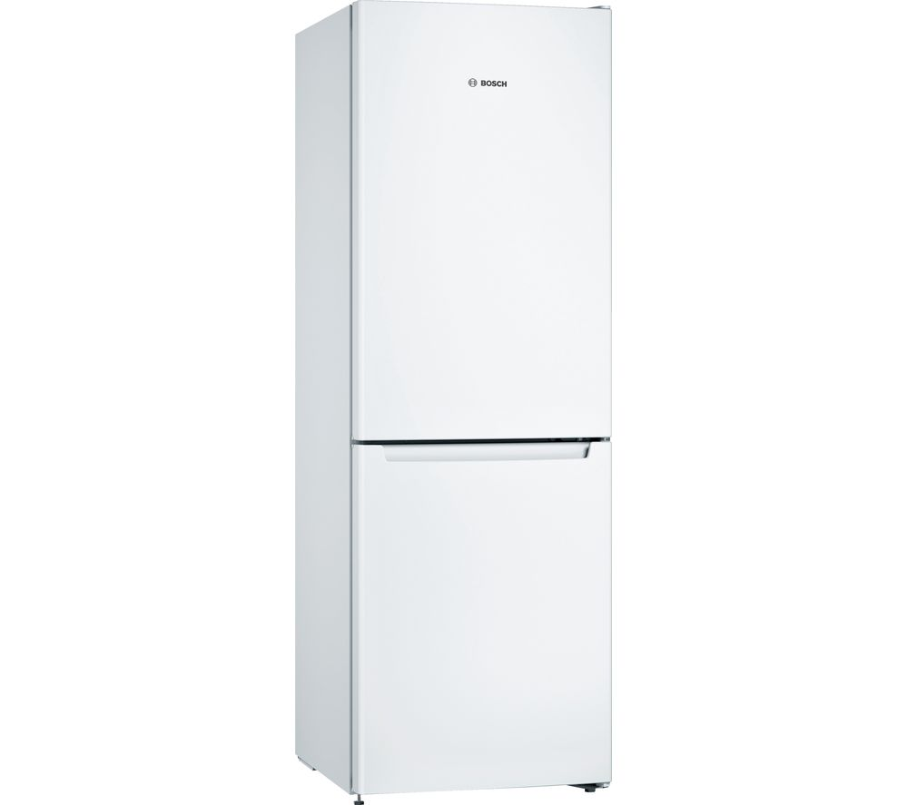 BOSCH Serie 2 KGN33NW3AG 60/40 Fridge Freezer - White