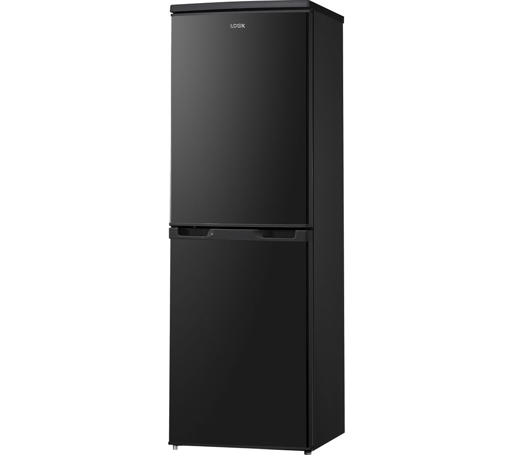 LOGIK LFC50B19 50/50 Fridge Freezer - Black