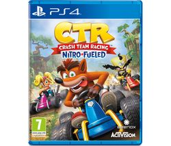 PS4 Crash Team Racing - Nitro-Fuelled