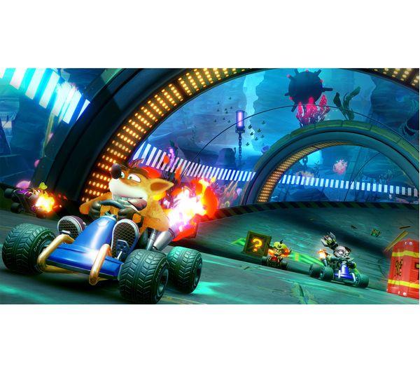 PS4 Crash Team Racing - Nitro-Fuelled