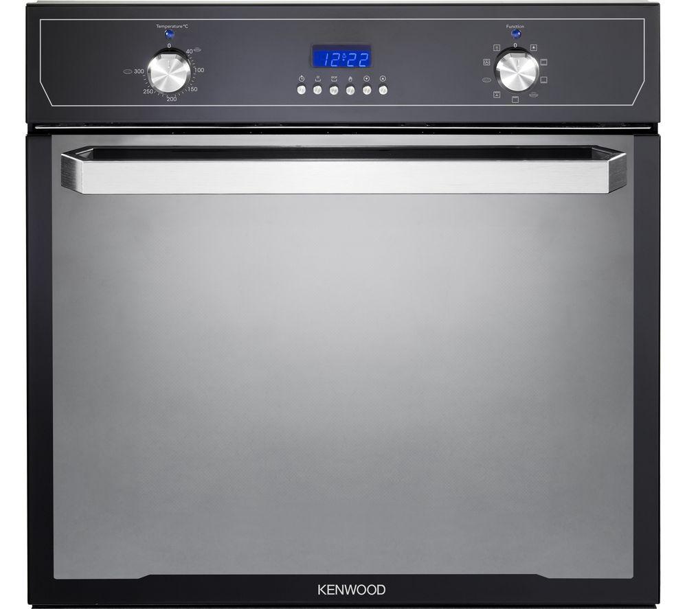 KENWOOD KS101BL-1 Electric Oven - Black, Black