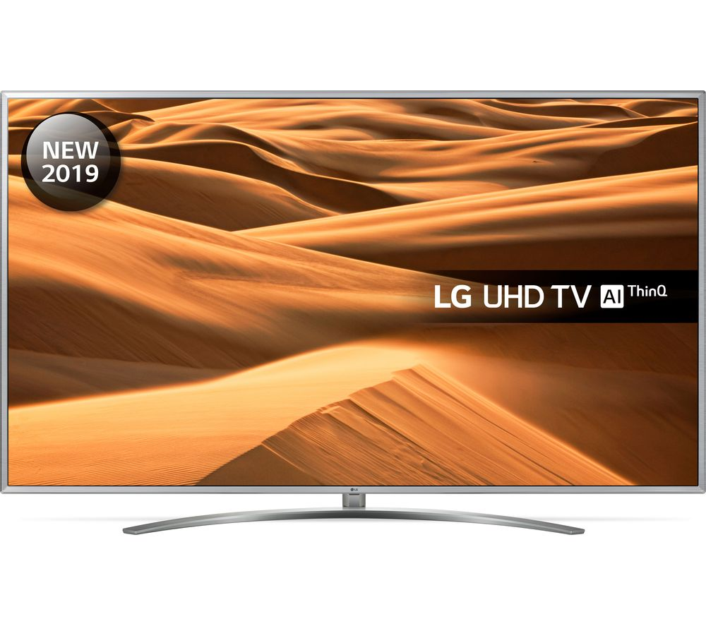 "LG 86UM7600PLB 86"" Smart 4K Ultra HD HDR LED TV with Google Assistant"
