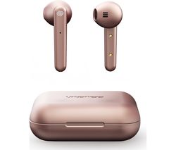 URBANISTA Stockholm Wireless Bluetooth Earphones - Rose Gold