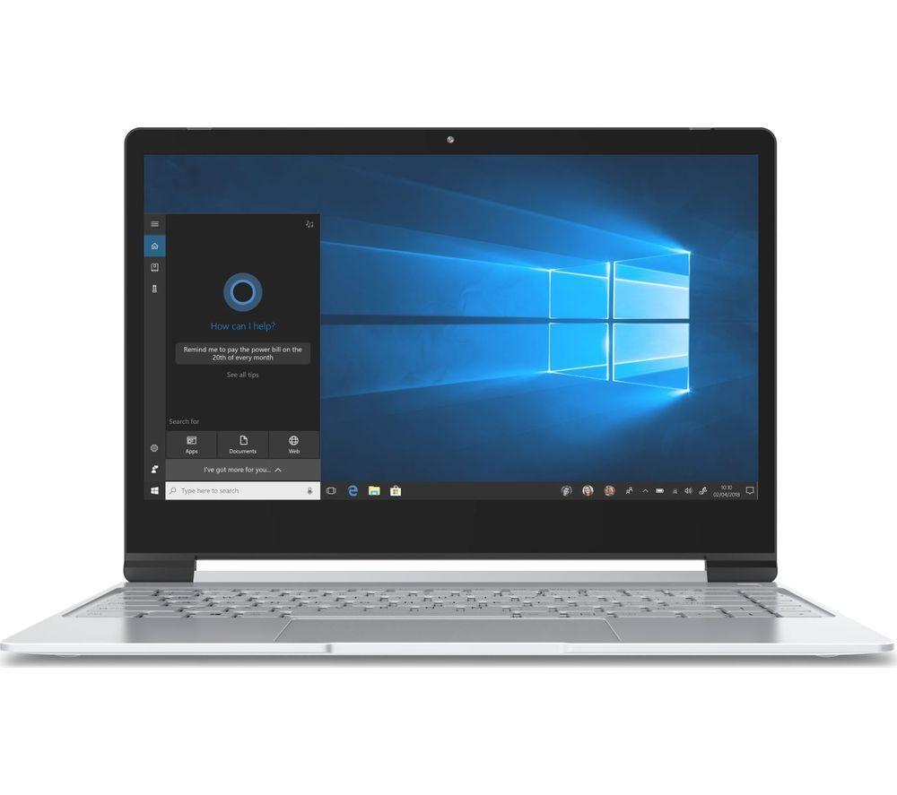 "GEO Book 3 13.3"" Intel® Celeron® Laptop - 64 GB eMMC, Silver"