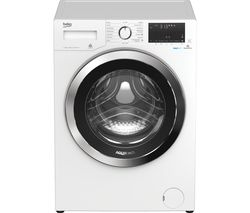 Pro AquaTech WX94044E0W Bluetooth 9 kg 1400 Spin Washing Machine - White