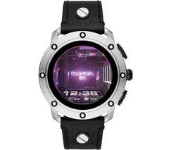 AXIAL DZT2014 Smartwatch - Gunmetal, Black Strap
