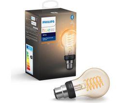 Hue Filament Bluetooth LED Bulb - A60, B22