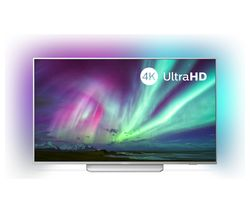 "PHILIPS Ambilight 50PUS8204/12 50"" Smart 4K Ultra HD HDR LED TV with Google Assistant"