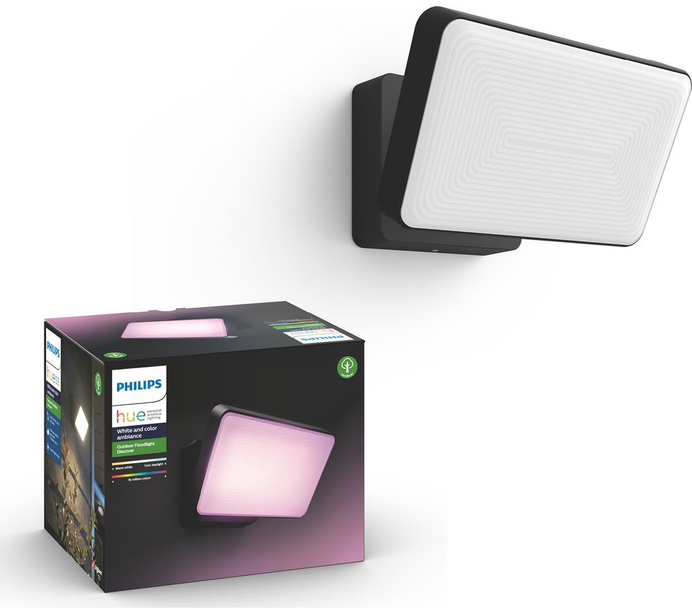 PHILIPS Hue Discover Outdoor Floodlight