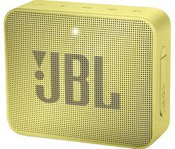JBL Go 2 Portable Speaker - Yellow