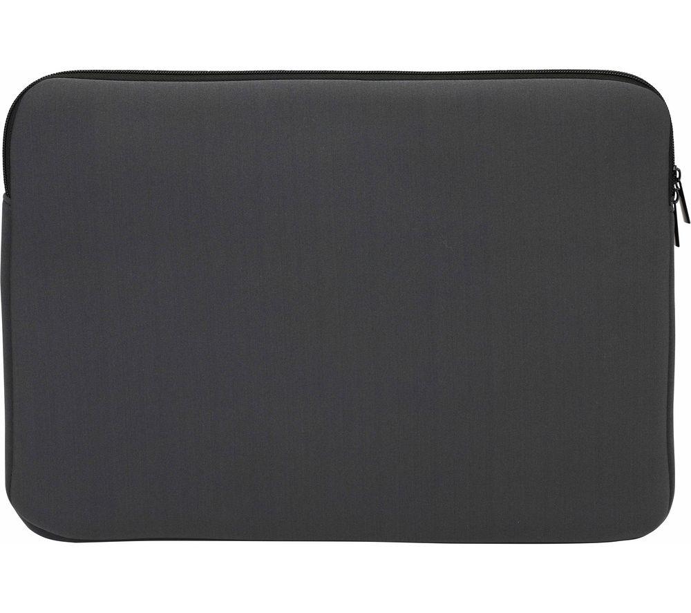 "Image of LOGIK L15SGY20 15.6"" Laptop Sleeve - Dark Grey, Grey"