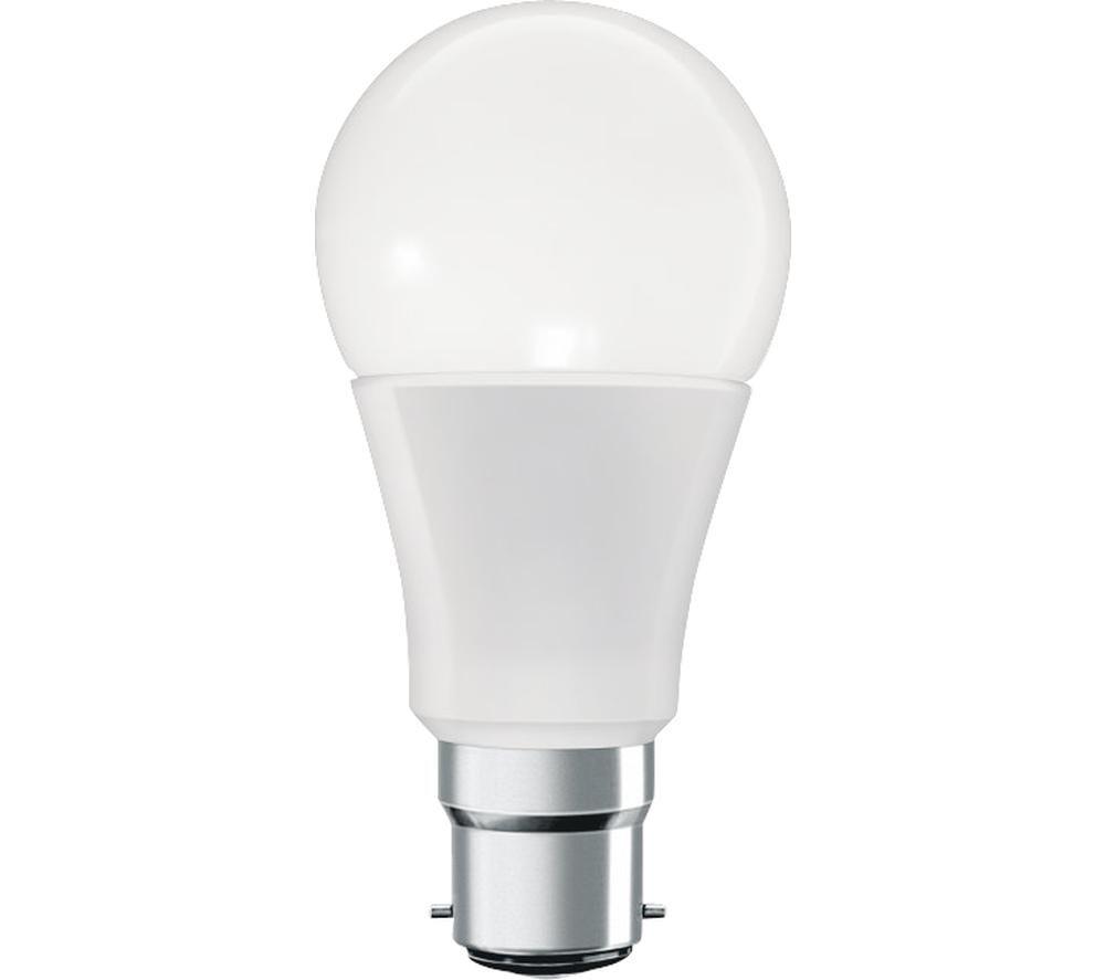 LEDVANCE SMART+ Classic Colour Changing LED Light Bulb - B22