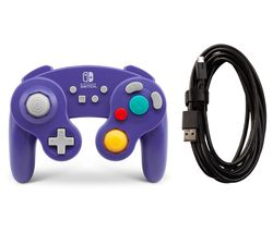 Nintendo Switch GameCube Controller – Purple