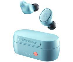 Sesh Evo True Wireless Bluetooth Earphones - Bleached Blue