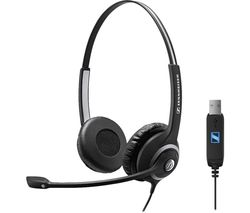 Circle SC 260 USB Headset - Black