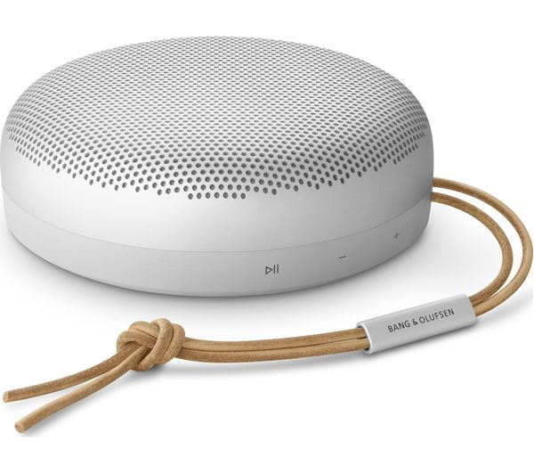 Image of BANG & OLUFSEN Beoplay A1 2nd Generation Portable Bluetooth Speaker - Grey Mist