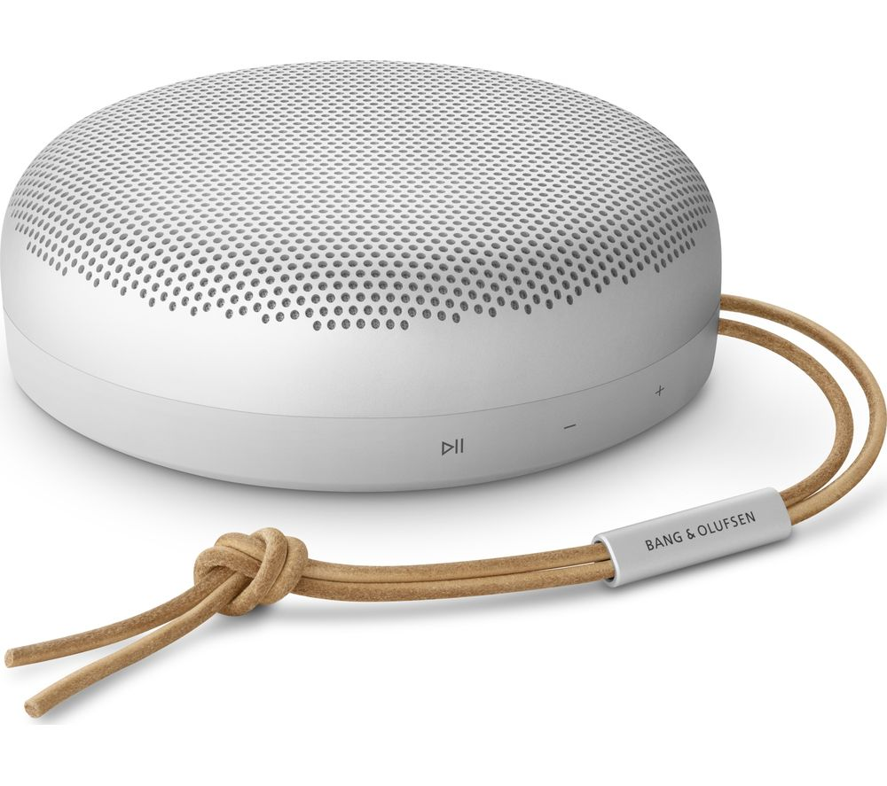 BANG & OLUFSEN Beoplay A1 2nd Generation Portable Bluetooth Speaker - Grey Mist, Grey