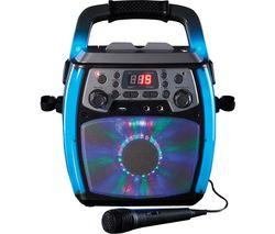 AVS1301 Bluetooth Karaoke System - Black