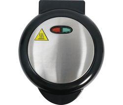 SDA1556 Omelet Maker - Silver & Black