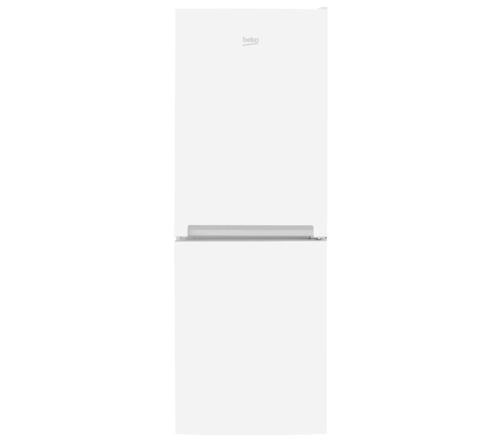 BEKO CXFG3552W 50/50 Fridge Freezer - White, White