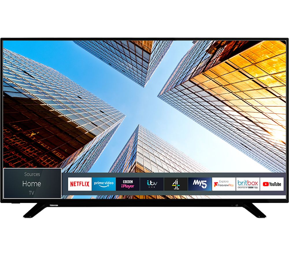 "TOSHIBA 55UL2063DB 55"" Smart 4K Ultra HD HDR LED TV"