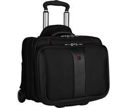 Patriot Comp-U-Roller Laptop Case - Black