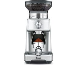 BCG600SIL the Dose Control Pro Coffee Grinder - Silver
