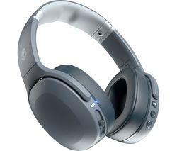 Crusher Evo Wireless Bluetooth Headphones - Chill Grey