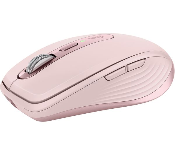 Image of LOGITECH MX Anywhere 3 Wireless Darkfield Mouse - Rose