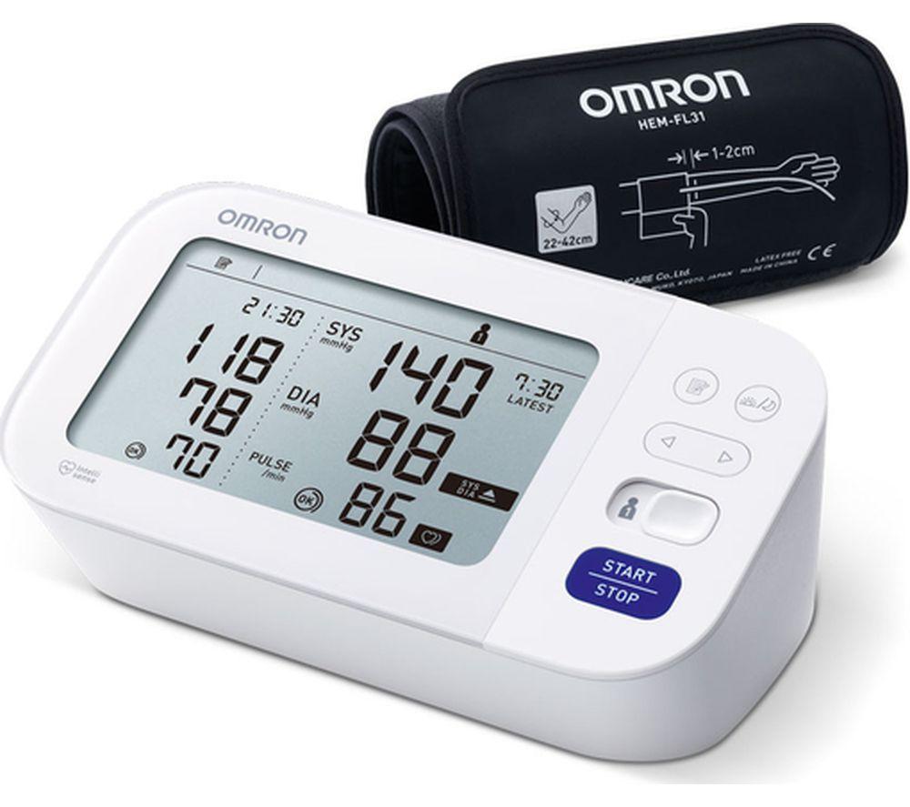 OMRON M6 Comfort HEM-7360-E Upper Arm Blood Pressure Monitor