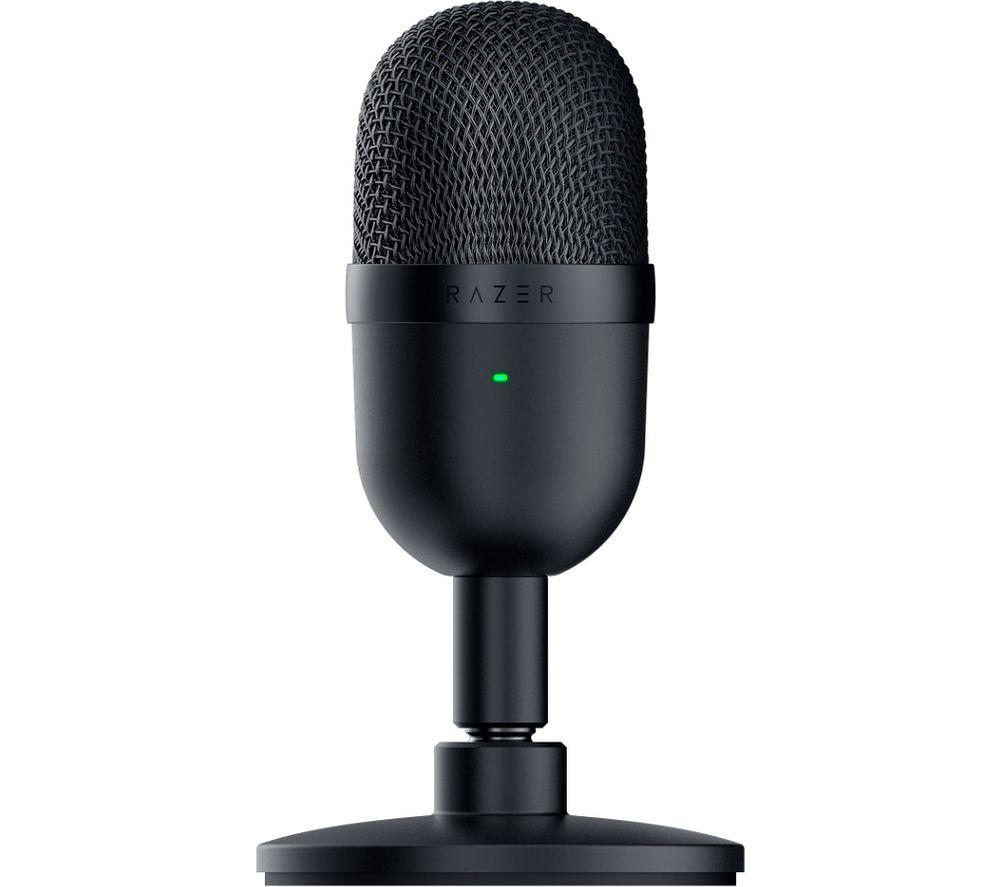 RAZER Seiren Mini Microphone - Black