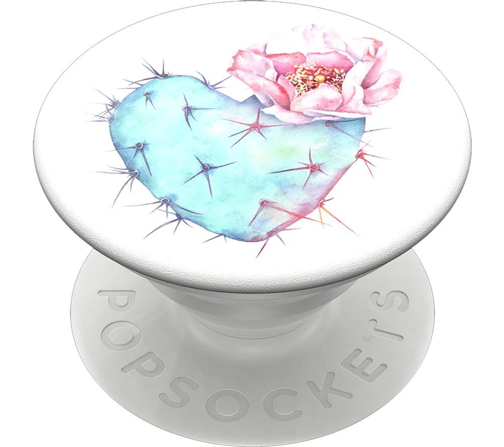 POPSOCKETS Swappable PopGrip Phone Grip - Succulent Heart