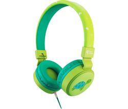 PBTUWHP Kids Headphones - Milo the Turtle