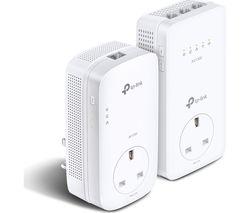 TP-LINK TL-WPA8631P AV1300 WiFi Powerline Adapter Kit - Twin Pack