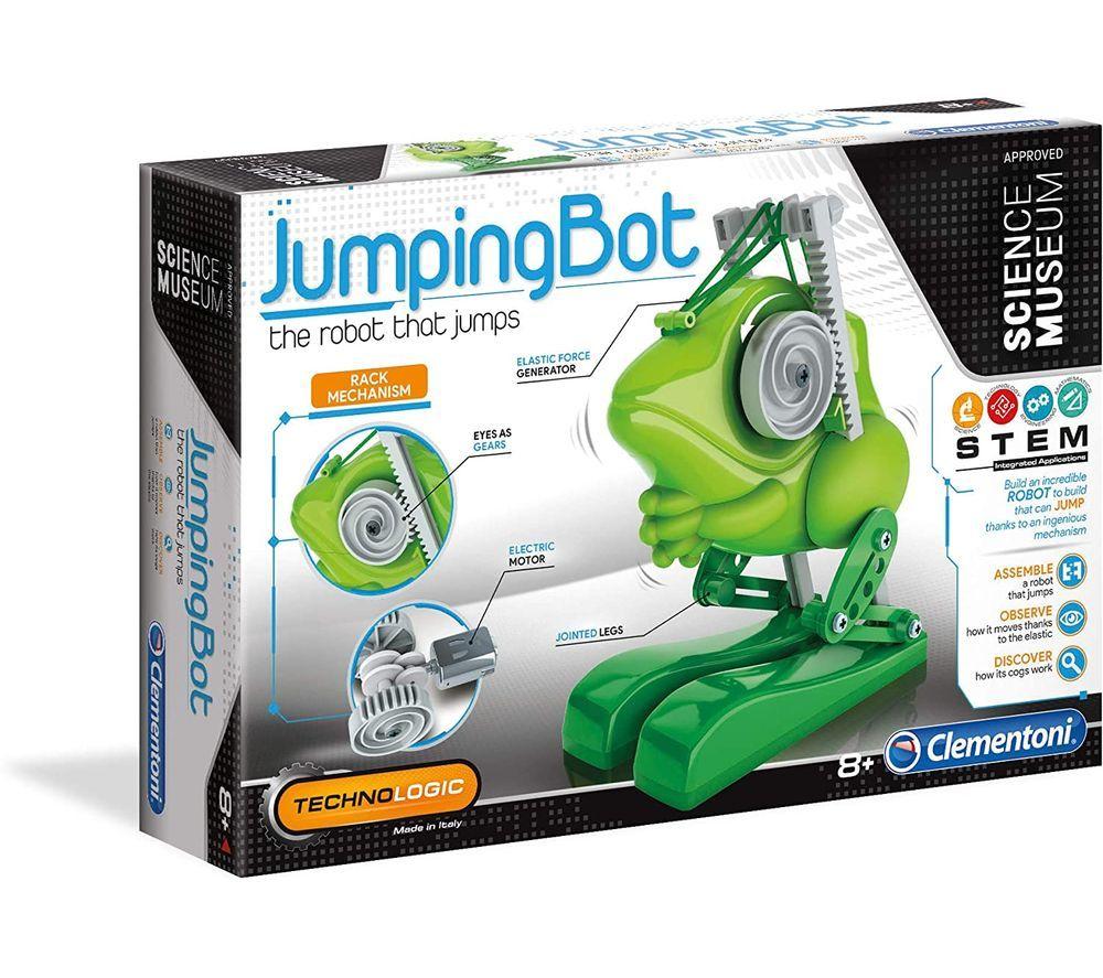 SCIENCE MUSEUM Jumping Robot Kit