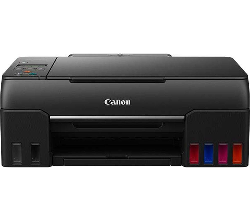 CANON PIXMA G650 MegaTank All-in-One Wireless Inkjet Printer