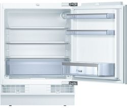 BOSCH Serie 6 KUR15A50GB Integrated Undercounter Fridge