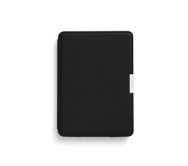 Image of AMAZON Kindle Paperwhite Leather Cover - Black