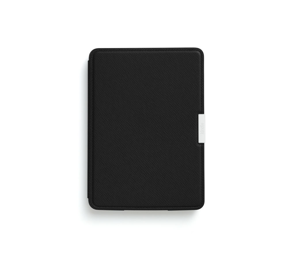 AMAZON Kindle Paperwhite Leather Cover - Black