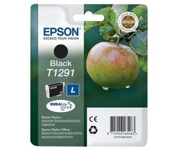 EPSON Apple T1291 Black Ink Cartridge