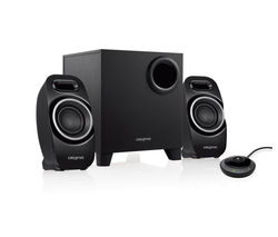 CREATIVE LABS T3250 2.1 Wireless PC Speakers