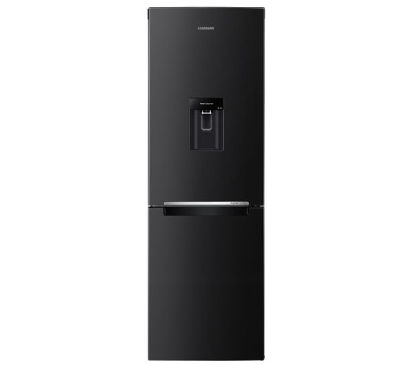 Image of SAMSUNG RB29FWRNDBC/EU 60/40 Fridge Freezer - Black