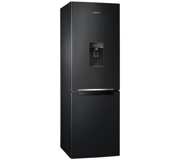 buy samsung rb29fwrndbc 60 40 fridge freezer black. Black Bedroom Furniture Sets. Home Design Ideas