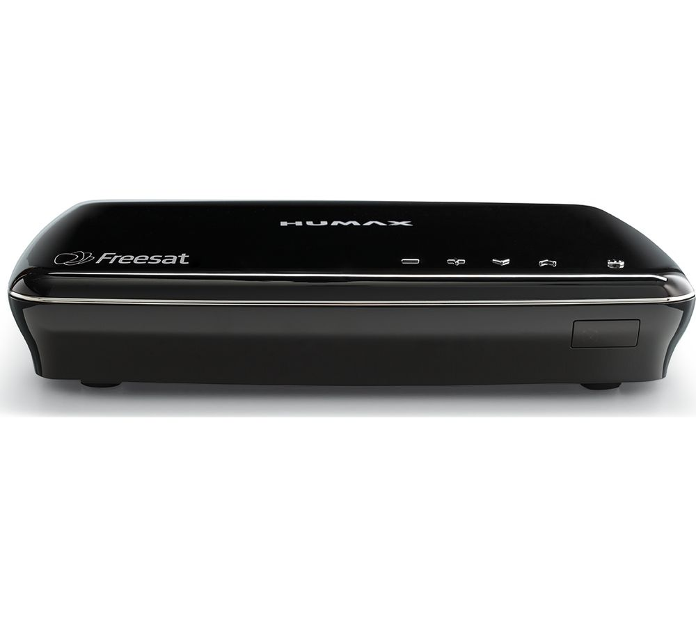 HUMAX HDR-1100S B Freesat HD Smart Digital TV Recorder - 1 TB