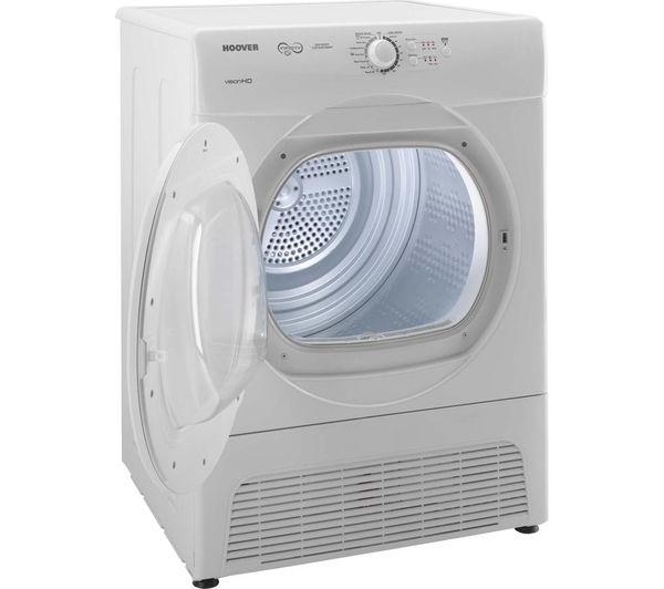 Bwe Tumble Dryer ~ Buy hoover vtc nb condenser tumble dryer white free