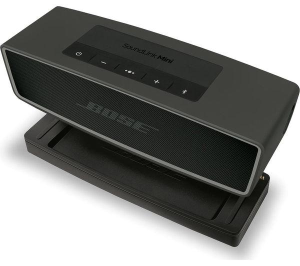 Image of BOSE SoundLink Mini Bluetooth Wireless Speaker II - Black