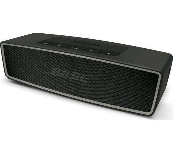 Buy Bose Soundlink Mini Bluetooth Wireless Speaker Ii Black Free